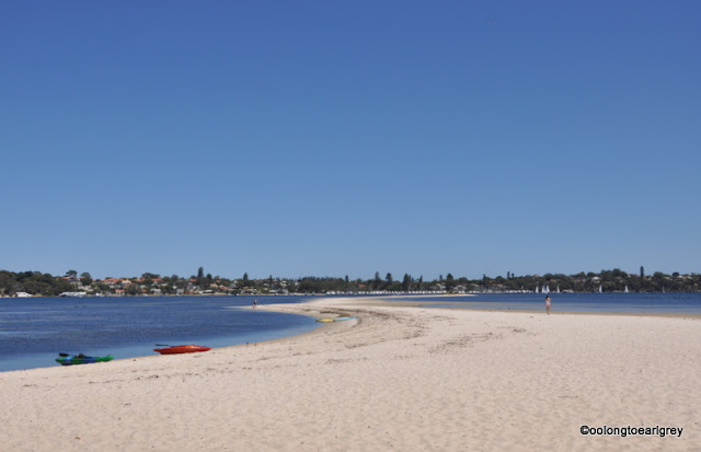 Sand Bar, Point Walter, Perth, Western Australia