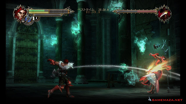 Castlevania Lords of Shadow Mirror of Fate Gameplay Screenshot 5