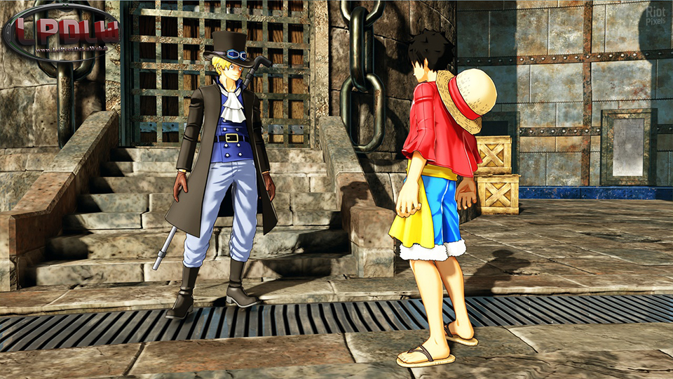 One Piece World Seeker Deluxe Edition-PC GAME-2019