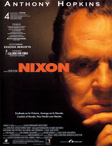 Ver Nixon (1995) Online