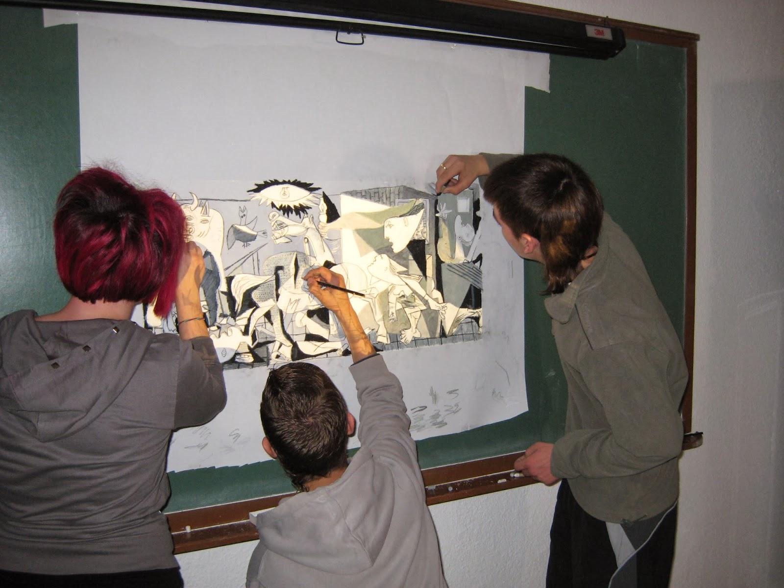 Ace legan s museo de cuadros famosos - Pintores en leganes ...