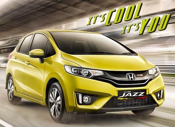 Gambar Honda Jazz Terbaru