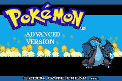 pokemon advanced version