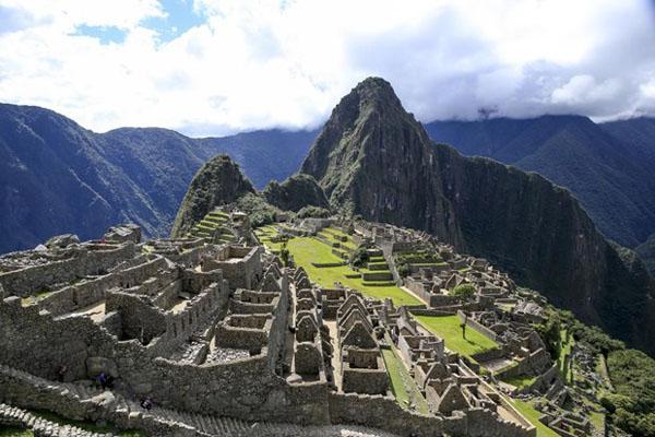 Dünyanın Yeni Yedi Harikası - Machu Picchu Antik Kenti