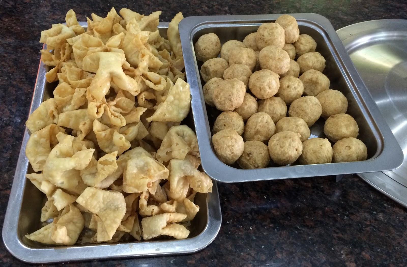 Inspirasikukeni Kuliner Bandung Baso Malang Langgeng Warung Nasi Ibu Imas Sukitime