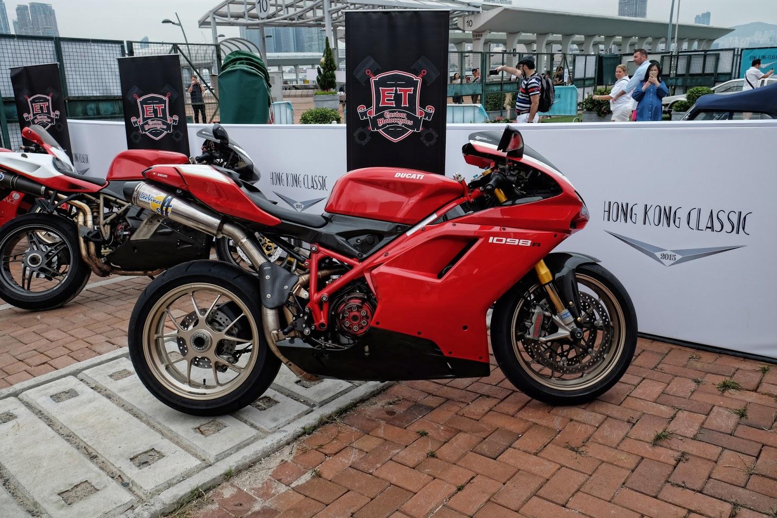 Ducati Super bike