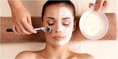 Masker Tepung dan Susu : Cara Memutihkan Kulit Tubuh