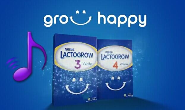 Judul Lagu Iklan Susu Lactogrow Nestle Terbaru