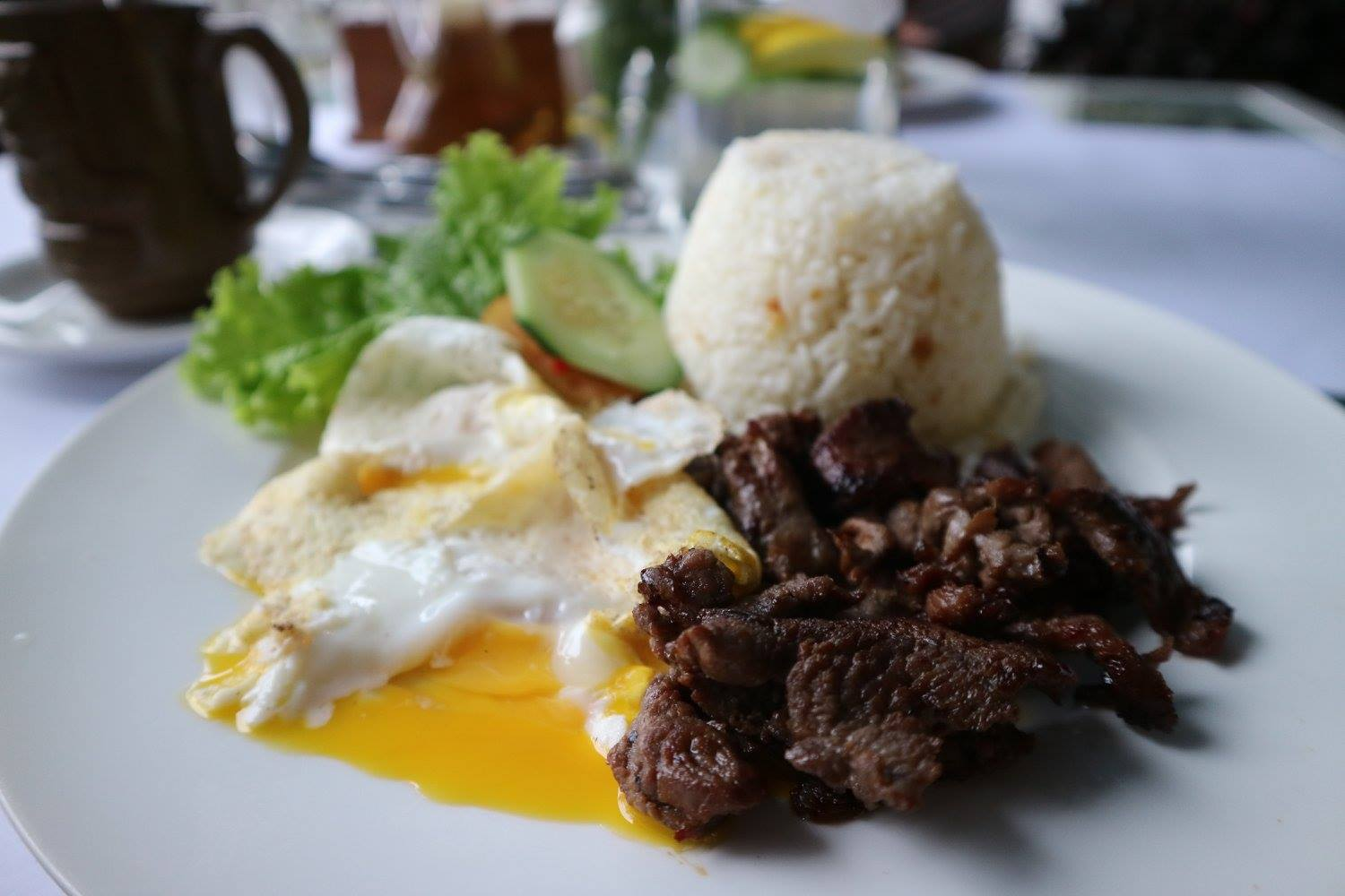 Beef Tapa (PHP270)