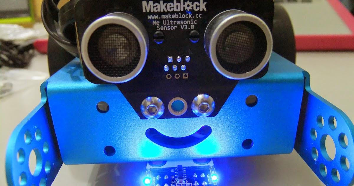 探奇 EV3 樂高機器人 LEGO SPIKE BOOST 教學 Touch Classroom : 超萌的機器人 mBot 簡報介紹