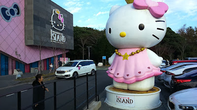 Hello Kitty Museum Jeju