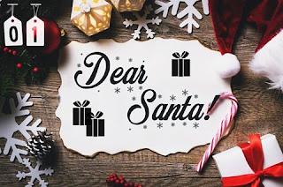 1. List do Świętego Mikołaja