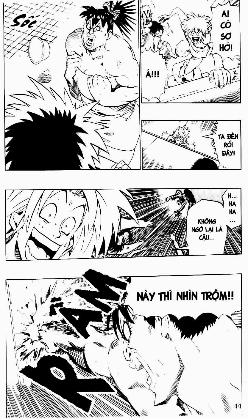 Eyeshield 21 chapter 153 trang 19
