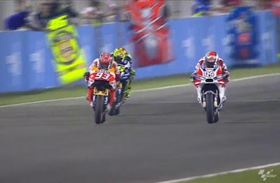 Hasil Lengkap Race MotoGP Losail, Qatar 2016