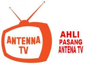 Jasa Pemasangan Antena TV