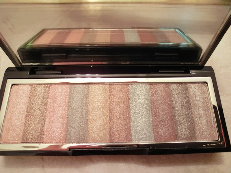 Review Bobbi Brown Sequin Shimmer Brick For Eyes My