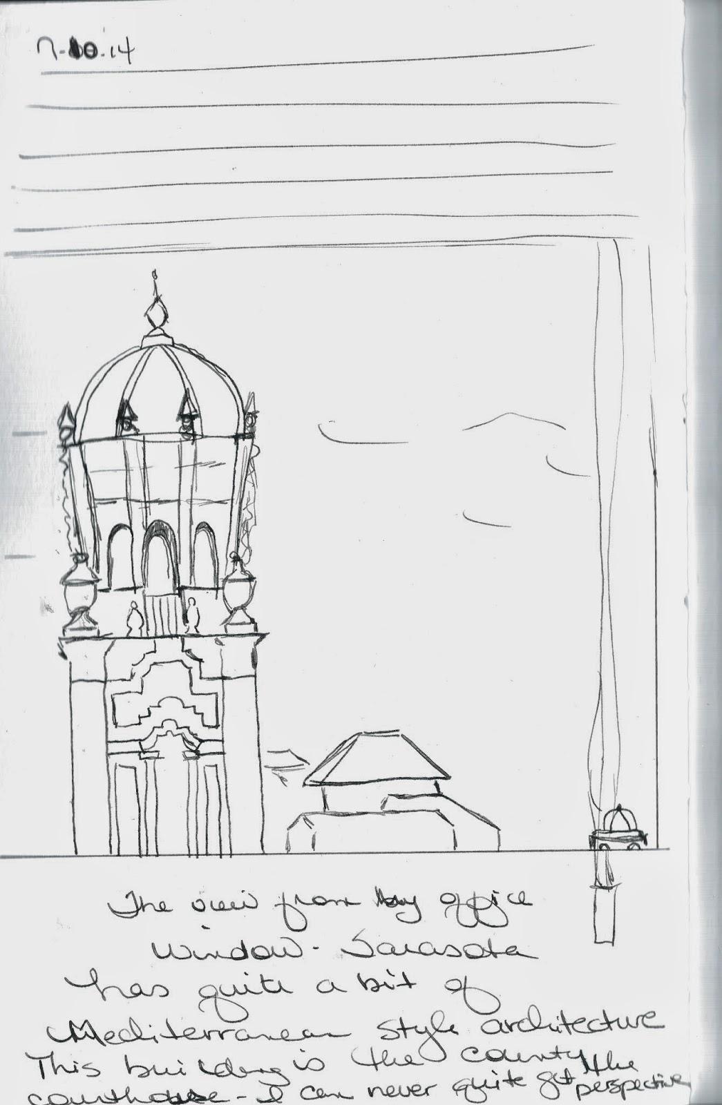 In Pursuit of a Hidden Artist: Sketchbook Skool Week 1 results