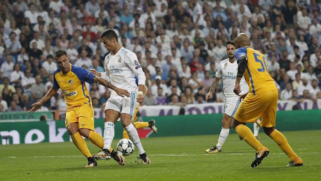 Apoel vs Real Madrid