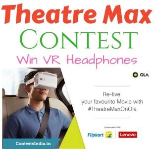 Theatre Max Contest