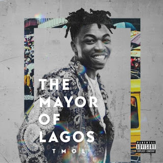 "Mayorkun Unveils ""The Mayor of Lagos"" Album Art"