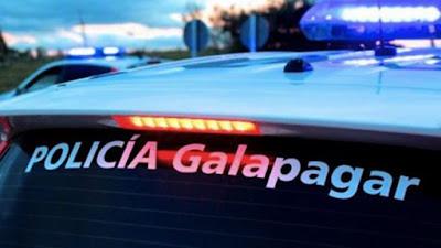 Policia, Galapagar, coches, policías, Guardia civil