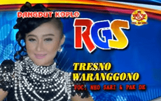 Lirik Lagu Tresno Waranggono - Neo Sari ft Pak De