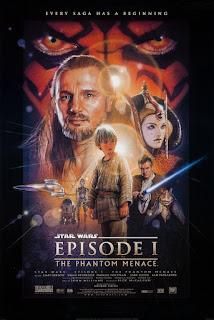 Star Wars Amenaza Fantasma lucas
