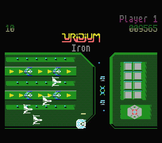 Uridium (MSX1)