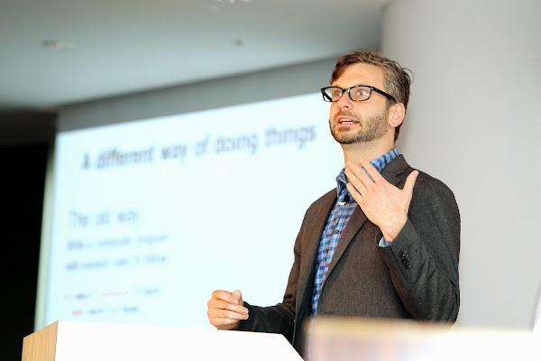Google人工智慧、計算神經科學及可量化機器學習研究員指科拉多