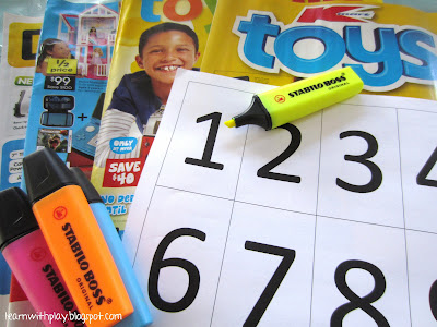 activity for kids, math activity, early numeracy