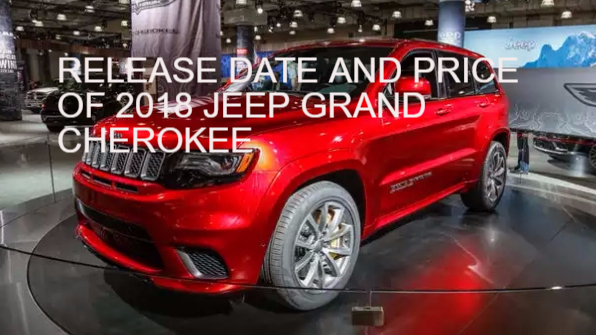 2018 jeep demon.  Jeep The 2018 Jeep Grand Cherokee Trackhawk Is Presented As One Of The Most  Practical Vehicle Ever At A Fair Such 2017 New York Trahavk  And Jeep Demon
