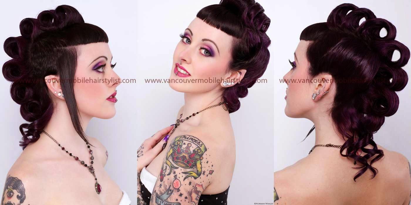Alternative bridal hairstyles! - The HairCut Web