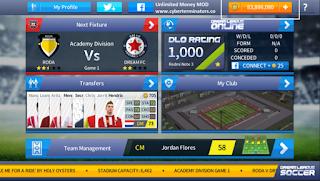 Dream Leagues Soccer 18 Mod apk