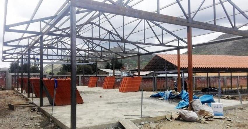 COAR Áncash: Construcción del Colegio de Alto Rendimiento Provisional registra 80% de avance
