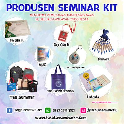 Produsen Paket Seminar Kit Murah 0882 2512 3373