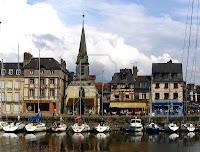 Bateaux quai Calvados