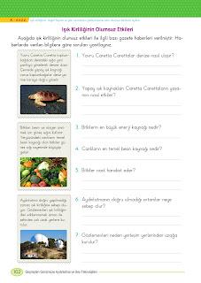 3. Sınıf İngilizce Ders Kitabı Cevapları Monopol Yayınları Sayfa 102
