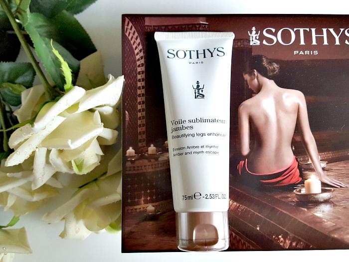 SOTHYS Paris - Aroma Körperpflege Sensations Orientale - Getönter Bein Verschönerer