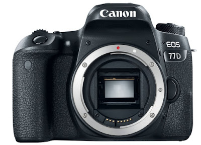 Fitur Kamera Canon EOS 77D