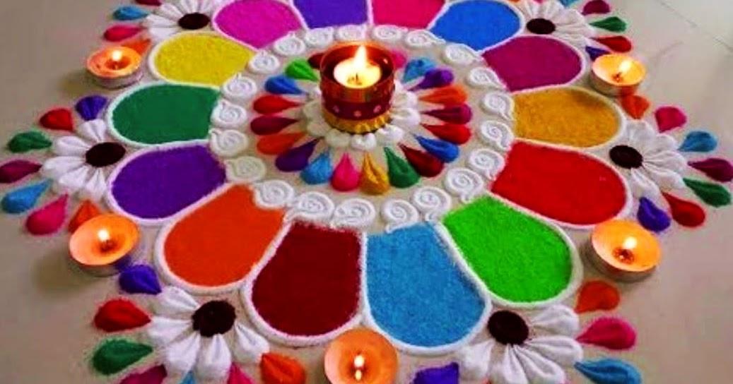 best rangoli design images for diwali hindi tips zone find