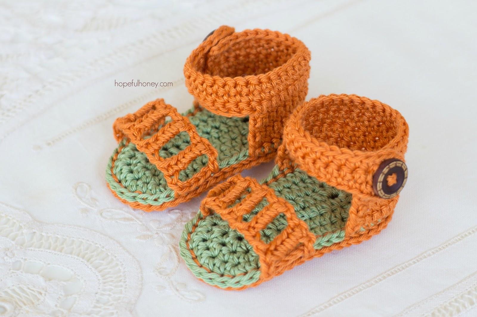 Hopeful Honey Craft, Crochet, Create: Honeysuckle Baby ...