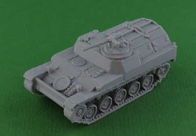 French AMX-VCI Armoured Personnel Carrier picture 2