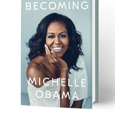 Michelle Obama reveals the cover for her new book titled Becoming