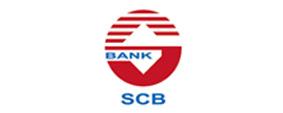 Logo ngân hàng SCB vector