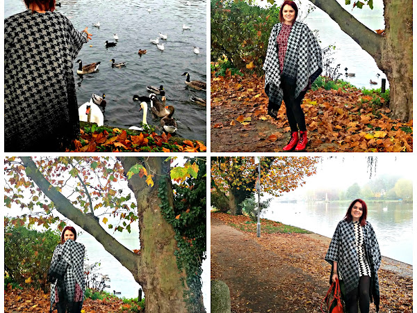 IN STYLE: AUTUMN IN A CAPE