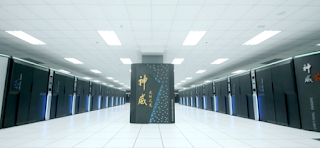 China Builds World's Fastest Supercomputer Without U.S. Chips