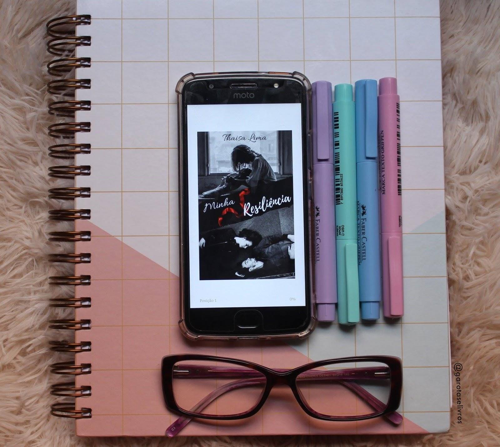 Leitura Coletiva] Minha Resiliência - Garotas e Livros