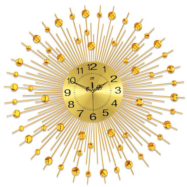 Đồng hồ trang trí Deco DHNL333