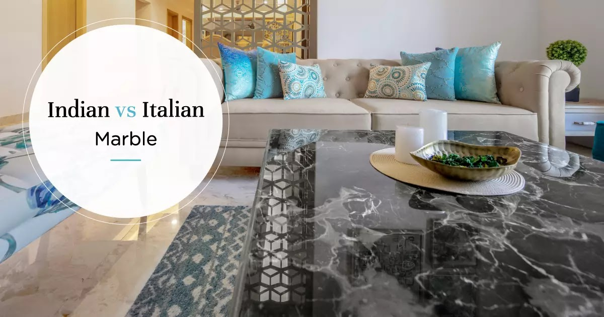 Which Marble Flooring Is Better, Indian or Italian?