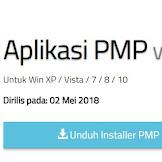 Download Instaler PMP Versi 2018.05
